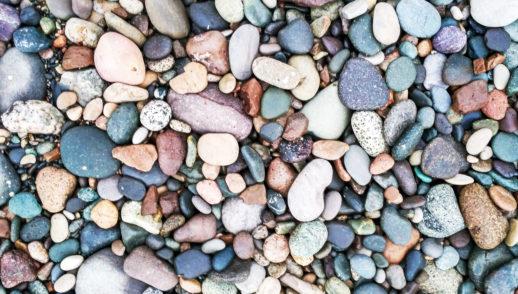 5 Steine für Goliath