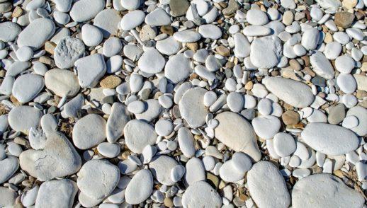 Dein weißer Stein