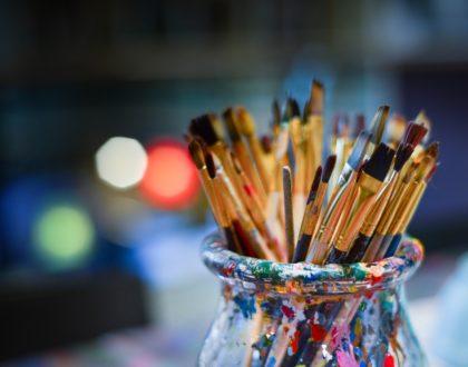 Geh – und erschaffe ein Meisterwerk!